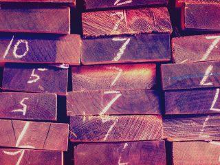 Classement des bois débités