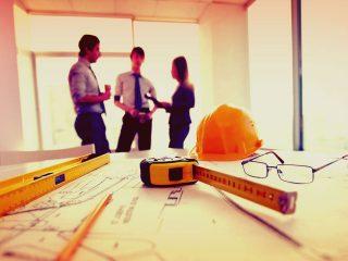 Gestion d'une entreprise de la construction