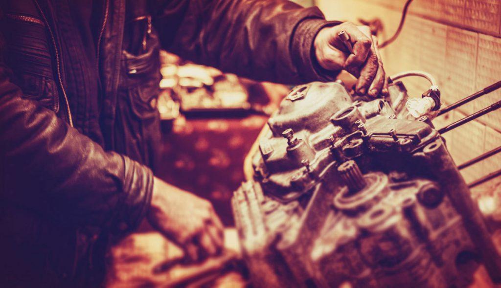 mécanicien de véhicules légers